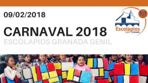 Carnaval 2018 - Escolapios Granada Genil