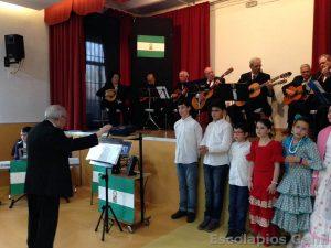 Concierto Día Andalucía - Escolapios Granada Genil