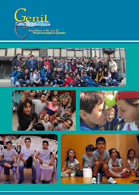 Revista Genil 81 - Escolapios Granada Genil