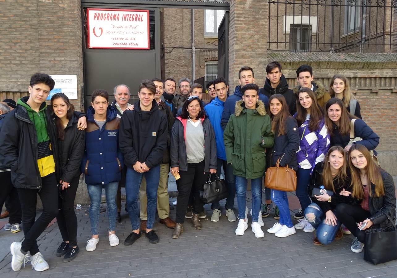 Viaje de Estudios de Bachillerato - Escolapios Granada Genil 006