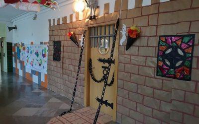 Proyecto «Los castillos» Infantil 5 años – 18/19