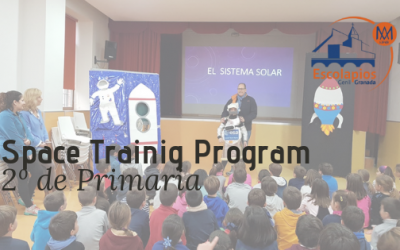 Space Training Program – 2º de Primaria -18/19