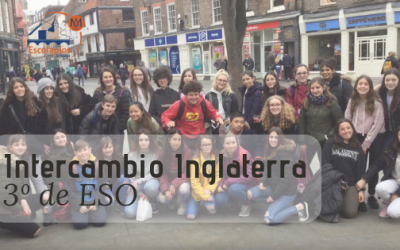 Vídeo-resumen del intercambio en Ryburn Valley High School