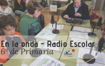 En la onda – Radio Escolar en Primaria