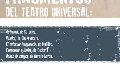 Fragmentos del teatro universal